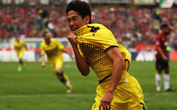 Shinji Kagawa, Javad Nekounam, Ali Al Habsi & the top 10 Asians in Europe for the 2011-12 season