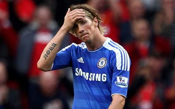 Torres : Saya tak boleh gol!