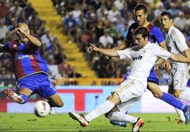 Hitting Real Madrid on the counter-attack was our only option - Levante's Juan Martinez