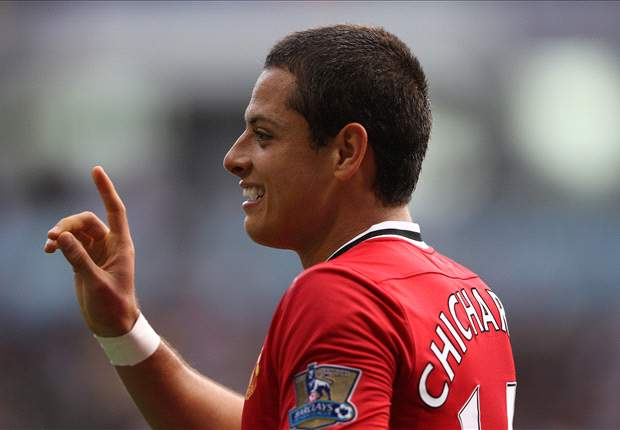 Javier Hernandez signs new five-year contract with Manchester United