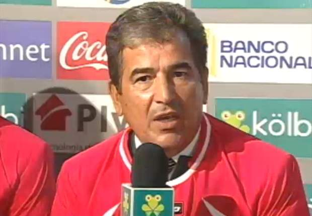 Costa Rica manager Pinto: 'The earthquake didn't shake me, Mexico won't either'