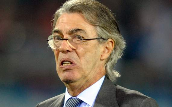 Moratti furious with 'incapable' referees following Inter's draw with Cagliari