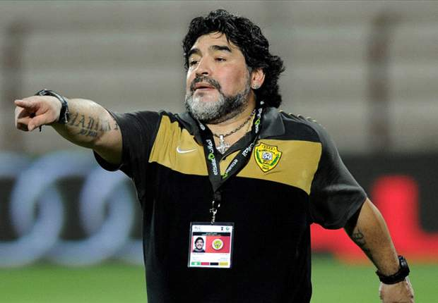 Maradona issues another Al Wasl ultimatum: Give me money for players or I'll quit