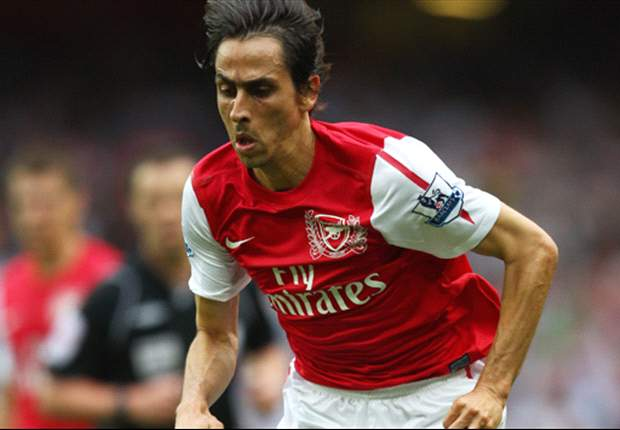 'Arsenal have been over-reliant on Van Persie this season' - Benayoun