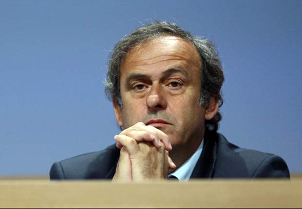 Uefa President Michel Platini backs winter plans for the 2022 World Cup in Qatar