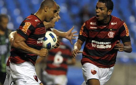 Deivid - Flamengo (Crédito: Alexandre Loureiro/VIPCOMM)