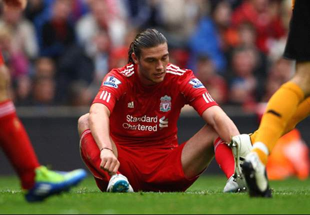 Agent claims Andy Carroll is happy at Liverpool following rumours of Newcastle United return