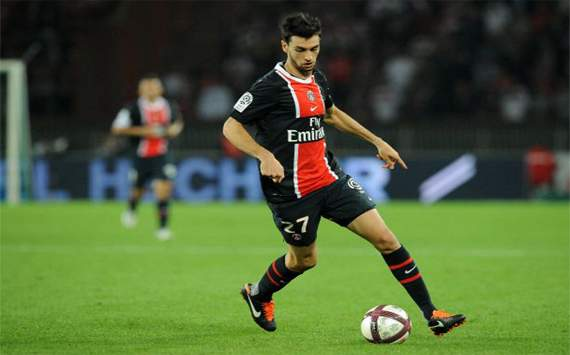 World Player of the Week: Javier Pastore - Paris Saint-Germain