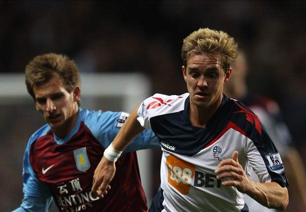 Stuart Holden striving for fitness in order to help Bolton's promotion hopes