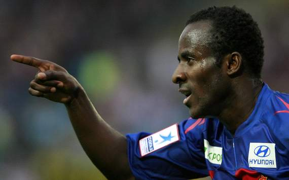 Seydou Doumbia - Cska Moscow (Getty Images)