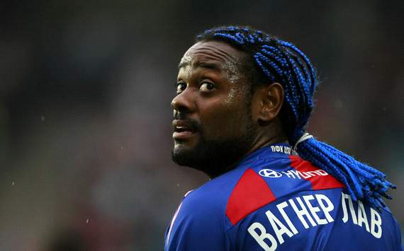 Vagner Love - Cska Moscow (Getty Images)