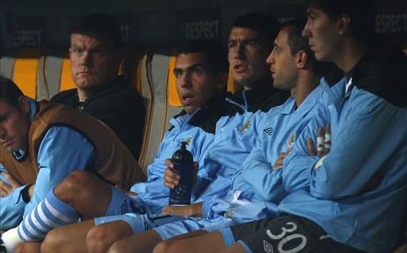 Manchester City: Richards aplasta la actitud de Tévez 146758hp2