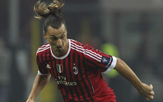 AC Milan's Zlatan Ibrahimovic: Pass me the ball and I will be more dangerous