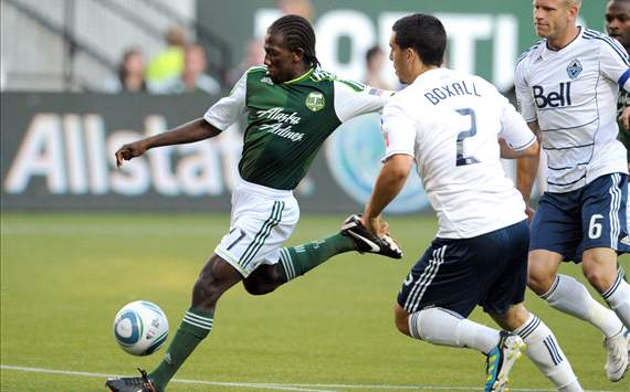Diego Chara, Portland Timbers; Michael Boxall, Jay DeMerit, Vancouver Whitecaps FC; MLS