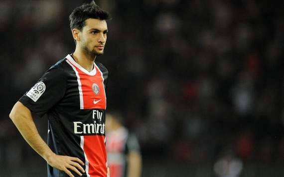 Javier Pastore: &quot;No tengo intencin de dejar el Paris Saint-Germain&quot;