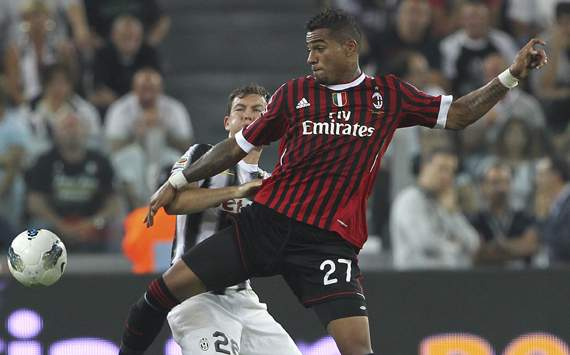 Boateng-Lichtsteiner - Juventus-Milan - Serie A (Getty Images)