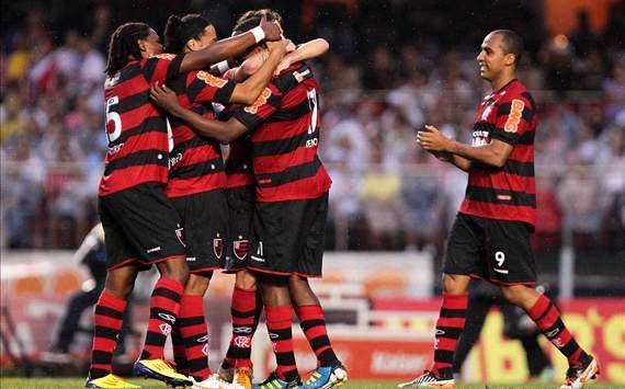 Renato Abreu - São Paulo x Flamengo (Wagner Carmo/VIPCOMM)
