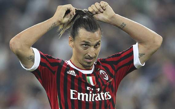 AC Milan's Zlatan Ibrahimovic: Juventus were better than us on all levels