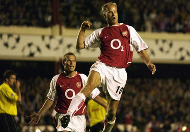 Why Bergkamp deserves to be cast in bronze alongside fellow Arsenal legends Henry & Adams
