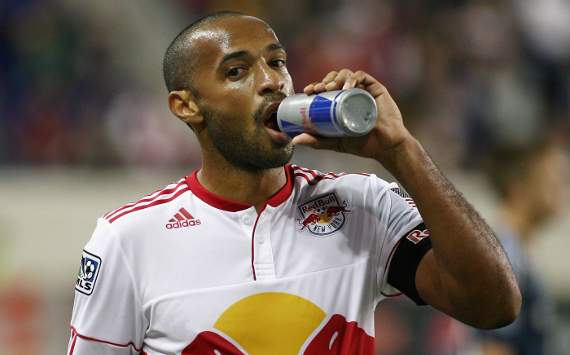 Thierry Henry, New York Red Bulls, MLS