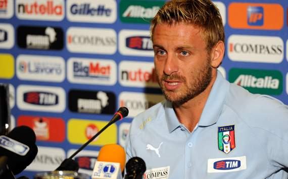 Daniele De Rossi - Italy (Getty Images)