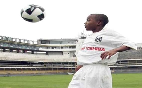 Victor Andrade - Santos FC
