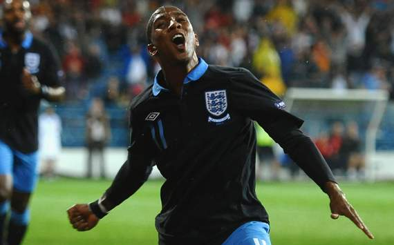 EURO 2012 Qualifier : Ashley Young, Montenegro v England