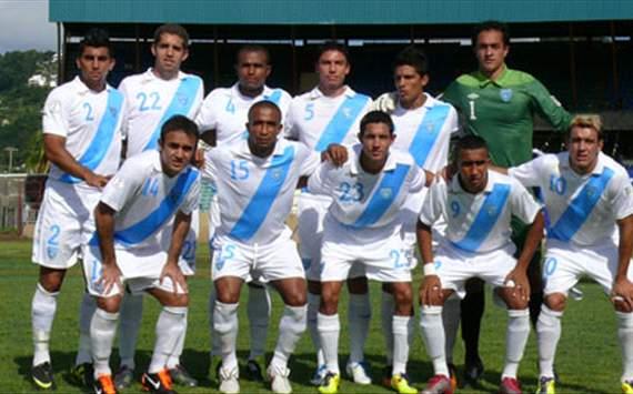 Guatemala equipo