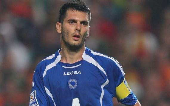 Spahic set to leave Sevilla for Anzhi