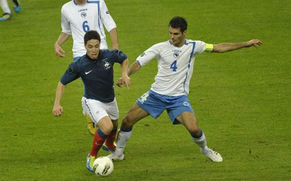 France have to return to the 'top echelon' of world football, says Samir Nasri
