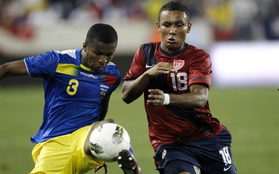 Frickson Erazo fue ofrecido al Manchester United