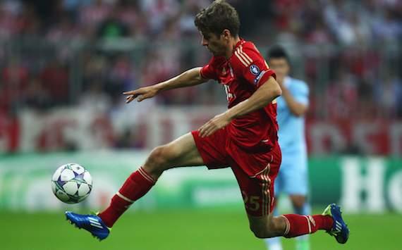 FC Bayern München: Thomas Müller