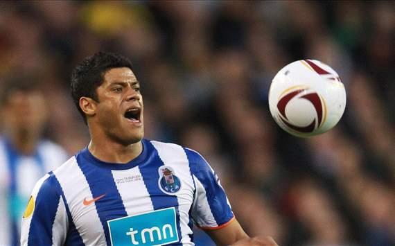 UEFA Europa League: Hulk (Porto)