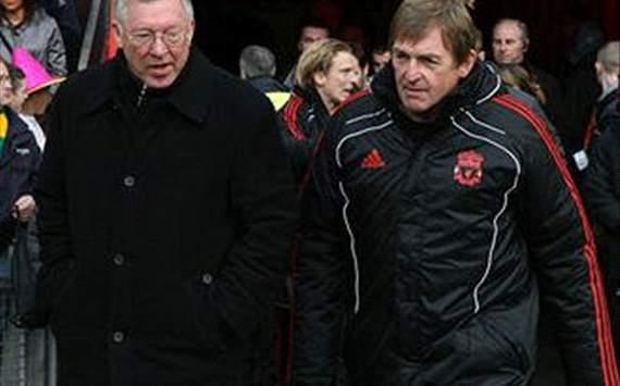 Alex Ferguson; Kenny Dalglish