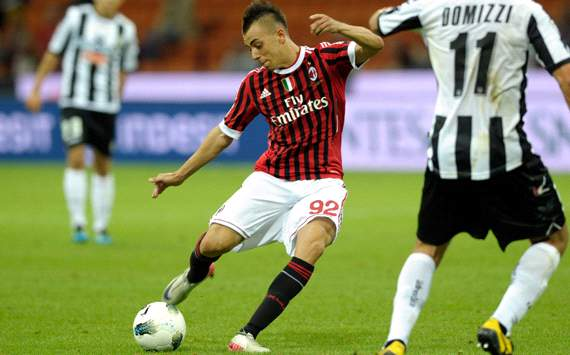 Agent reveals Stephan El Shaarawy could leave AC Milan in January