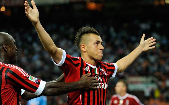 Stephan El Shaarawy - Milan (Getty Images)