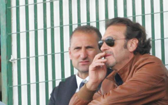 Massimo Cellino - Gianluca Festa - Cagliari (Getty Images)
