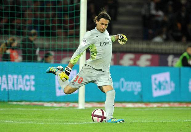 Sirigu: I'm glad I left Palermo for Paris Saint-Germain