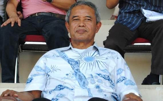 Djohar Arifin Husin - Ketua Umum PSSI (GOAL.com/Gunawan Widyantara)