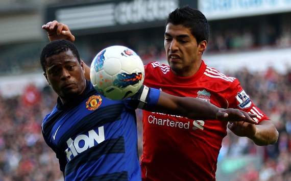 EPL,Luis Suarez,Liverpool v Manchester United