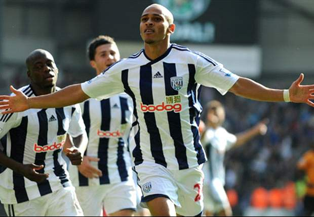 Clarke eager to keep Long and Odemwingie at West Brom