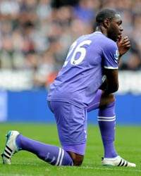 EPL - Newcastle United v Tottenham Hotspur, Ledley King