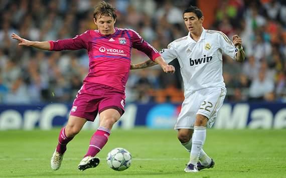 Prediksi Lyon Vs Real Madrid Liga Champions Eropa 2011-2012