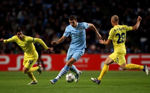 Prediksi Villarreal Vs Manchester City Liga Champion Eropa