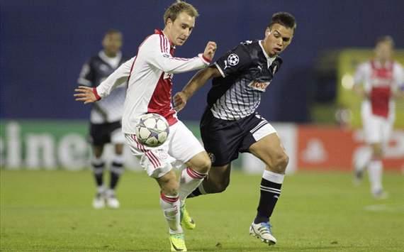 Ajax vs Dinamo Zagreb