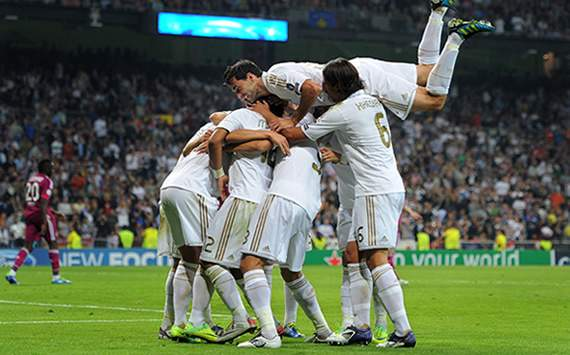 UEFA Champions League: Real Madrid CF v Olympique Lyonnais