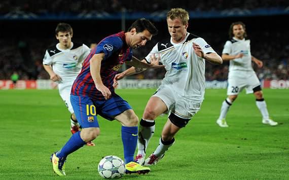 Prediksi Pertandingan Viktoria Plzen Vs Barcelona Liga Champion Eropa