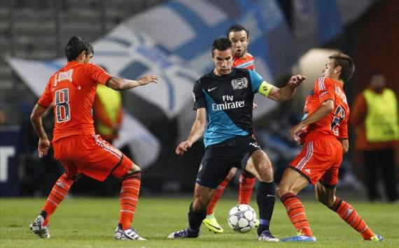 Prediksi Pertandingan Arsenal vs Marseille Liga Champions Eropa