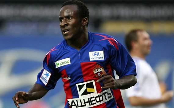 Seydou Doumbia - CSKA Moscow (Getty Images)