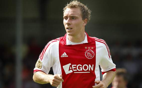 Ajax's Christian Eriksen: I had trials at Chelsea but why go somewhere you might not play until you're 21?